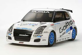 Tamiya GoPro Monster SS Swift M05