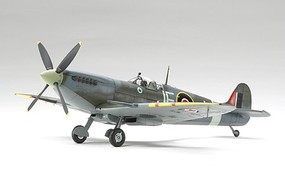 Tamiya Supermarine Spitfire MK.IXc Aircraft Plastic Model Airplane Kit 1/32 Scale #60319