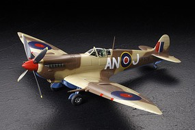 Tamiya Supermarine Spitfire Mk.VIII Plastic Model Military Airplane Kit 1/32 Scale #60320
