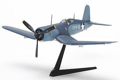 Tamiya Vought F4U-1 Corsair Birdcage Aircraft Plane -- Plastic Model Airplane Kit -- 1/32 Scale -- #60324