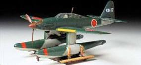 Tamiya Aichi M6A1 Seiran Floatplane Aircraft IJN Plastic Model Airplane Kit 1/72 Scale #60737