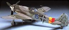 Tamiya FW190 D-9 Plastic Model Airplane Kit 1/72 Scale #60751