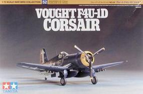 Tamiya Vought F4U-1D Corsair Plastic Model Airplane Kit 1/72 Scale #60752
