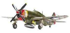 Tamiya P-47D Thunderbolt Razorback Plastic Model Airplane Kit 1/72 Scale #60769