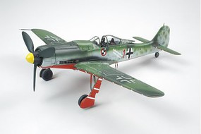 Tamiya Fw190D9 JV44 Fighter Plastic Model Airplane Kit 1/72 Scale #60778