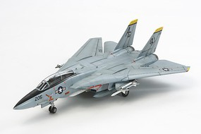 Tamiya F-14A Tomcat (Italeri) Plastic Model Airplane Kit 1/72 Scale #60782