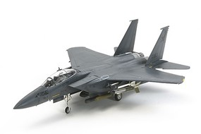 Tamiya F-15E Strike Eagle (Italeri) Plastic Model Airplane Kit 1/72 Scale #60783