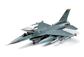 Tamiya F-16 CJ Fighting Falcon Block 50 Plastic Model Airplane Kit 1/72 Scale #60788