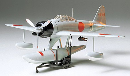 Tamiya Nishikisuisen Rufe -- Plastic Model Airplane Kit -- 1/48 Scale -- #61017