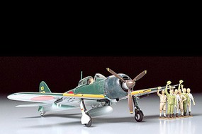 Tamiya A6M5C Type 52 Zero Fighter Plastic Model Airplane Kit 1/48 Scale #61027