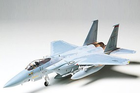 Tamiya McDonell Douglas F-15C Eagle Plastic Model Airplane Kit 1/48 Scale #61029