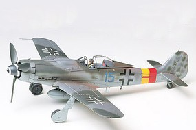 Tamiya Focke-Wulf FW190 D-9 Fighter Aircraft Plastic Model Airplane Kit 1/48 Scale #61041