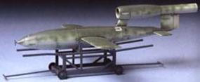 Tamiya German V1 Flying Bomb Plastic Model Kit 1/48 Scale #61052