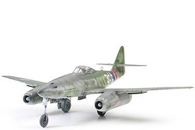 Tamiya Messerschmitt Me 262 A-1a Fighter Aircraft Plastic Model Airplane Kit 1/48 Scale #61087