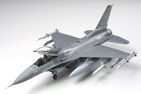 Tamiya Lockheed Martin F-16CJ Figther Plastic Model Airplane Kit 1/48 Scale #61098
