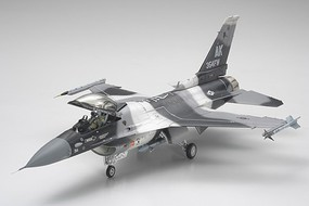 Tamiya F-16C/N Aggressor/Adversary Jet Aircraft Plastic Model Airplane Kit 1/48 Scale #61106