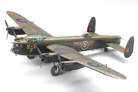 Tamiya Avro Lancaster B Mk.I/III Bomber Aircraft Plastic Model Airplane Kit 1/48 Scale #61112