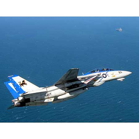Tamiya Grumman F-14D Tomcat Plastic Model Aircraft Kit 1/48 Scale #61118