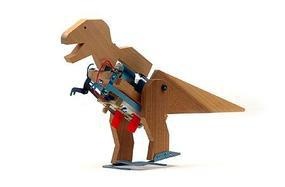 Tamiya Walking Tyrannosaurus by Tamiya Science Education Engineering Kit #70089