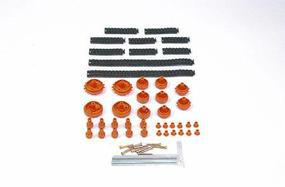 Tamiya Track & Wheel Set by Tamiya Science Education Engineering Kit #70100