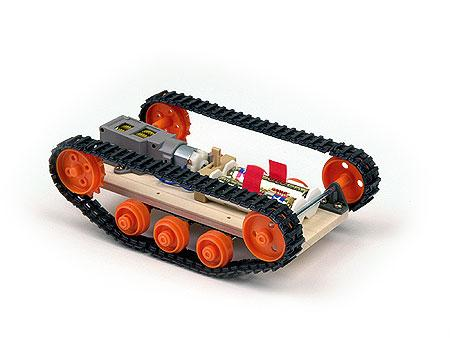 Tamiya Tracked Vehicle Chassis Kit