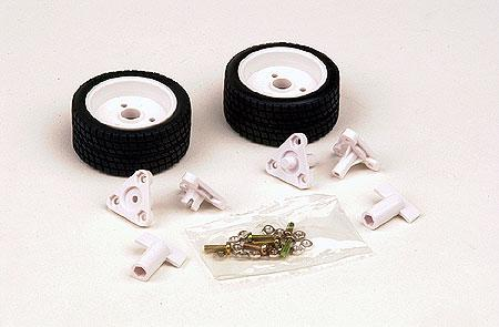 Tamiya Large Diameter Wheel Set