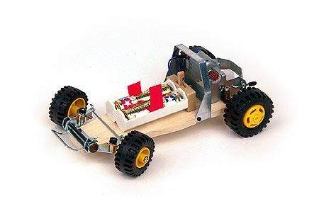 Tamiya Buggy Car Chassis Set