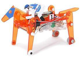 Tamiya Mechanical Galloping Racehorse