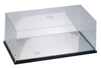 Tamiya Display Case C w/Mirror Sheet Plastic Model Display Case 1/20 to 1/24 Scale #73008