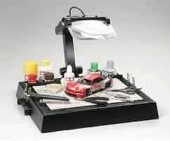 Tamiya Work Station w/Magnifying Lens