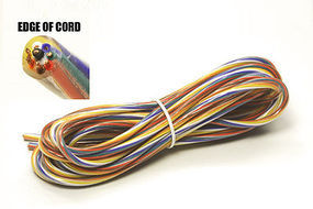 Tamiya Multicore Remote Control Cable 8-Wire 5M