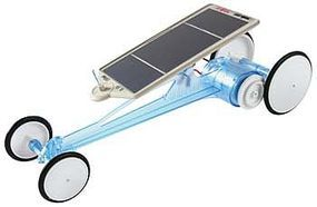 Tamiya Solar Car Assembly Kit Clear Blue Body