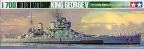 Tamiya British King George Battleship Boat Plastic Model Military Ship Kit 1/700 Scale #77525
