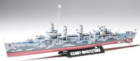 Tamiya US Navy DD445 Fletcher Destroyer Boat Plastic Model Military Ship Kit 1/350 Scale #78012