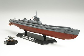 Tamiya Japanese Navy Submarine I-400 SUB IJN Plastic Model Military Ship Kit 1/350 Scale #78019