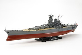 Tamiya Japanese Yamato Battleship Boat Plastic Model Military Ship Kit 1/350 Scale #78030