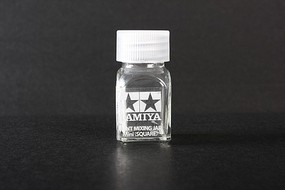 Tamiya Spare Bottle Mini Sq (6) Hobby and Model Paint Supply #81043