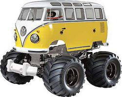 Tamiya Volkswagen Type 2 (T1) Wheelie Custom Version