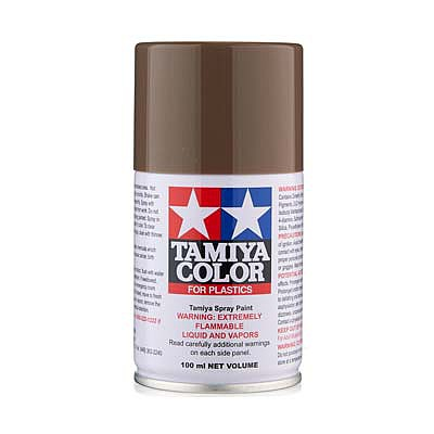 Tamiya Spray 100ml TS90 Brown (JGSDF) Hobby and Model Lacquer Paint #85090