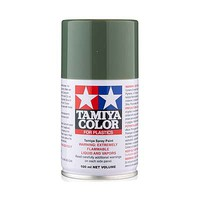 Tamiya Spray 100ml TS91 Dark Green (JGSDF) Hobby and Model Lacquer Paint #85091