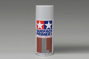 Tamiya Surface Primer L Gray Hobby and Model Acrylic Paint #87042