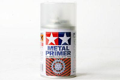 Metal Primer 100ml Spray For Undercoating Metal Parts Tam87061 Tamiya Hobby And Model