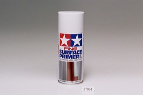 Tamiya Fine Surface Primer L Light Gray 180 ml