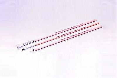 Tamiya Modeling Basic Paint Brush Set 3 Brushes #87066