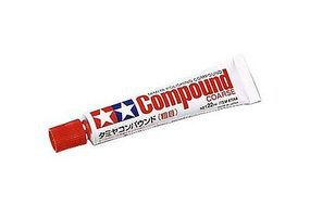 Tamiya Model Polishing Compound Coarse #87068