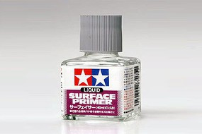 Tamiya (bulk of 12) Liquid Surface Primer 40 ml Hobby and Model Lacquer Paint #87075