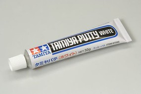 Tamiya White Tamiya Putty, 32grm