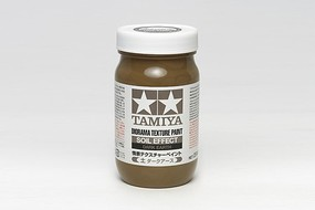 Tamiya (bulk of 6) Dio Texture Paint 250ml Dark Earth