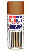 Tamiya Fine Surface Primer L,Oxide Red, 180ml