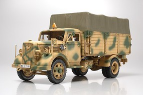 Tamiya German 3 Ton 4x2 Cargo Truck Kfz.305 Plastic Model Military Vehicle Kit 1/48 Scale #89782
